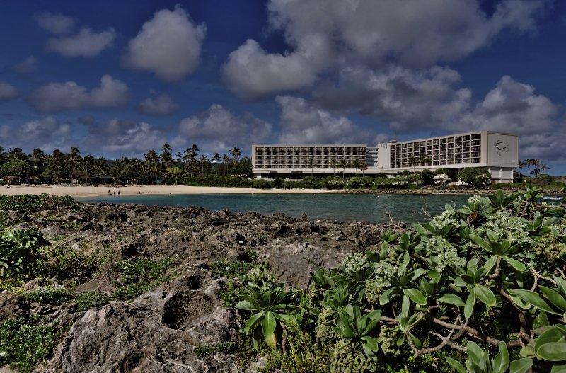 Turtle Bay Resort in Kahuku, Hawaii A