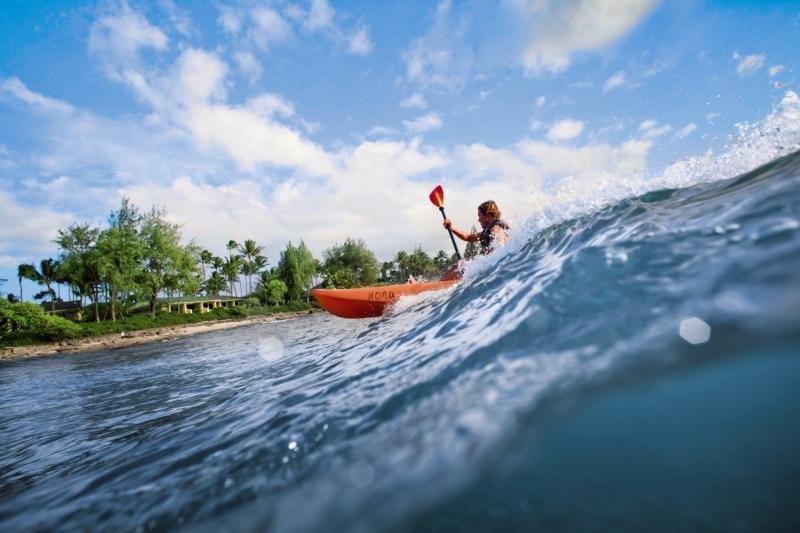 Turtle Bay Resort in Kahuku, Hawaii F