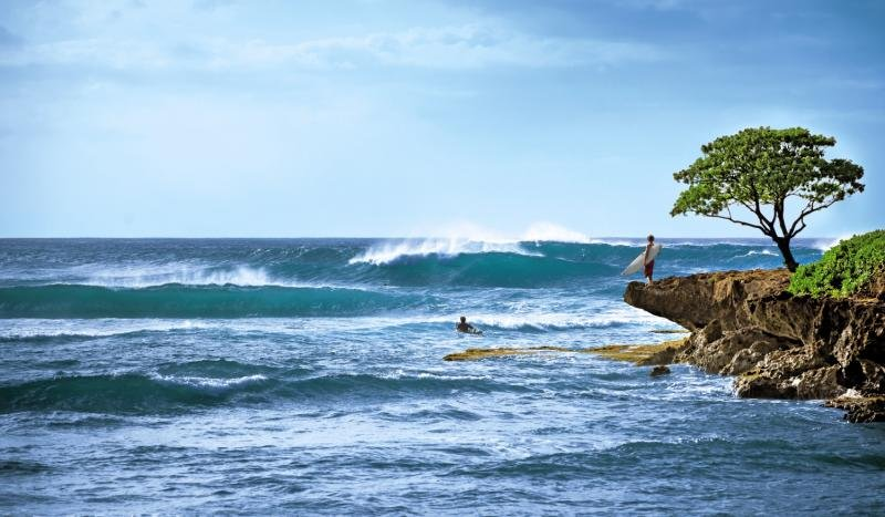 Turtle Bay Resort in Kahuku, Hawaii LS