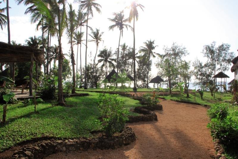 Paradise Beach Resort in Uroa, Tansania - Insel Zanzibar GA