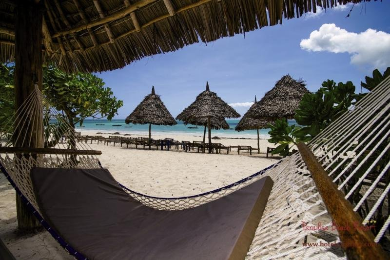 Paradise Beach Resort in Uroa, Tansania - Insel Zanzibar S