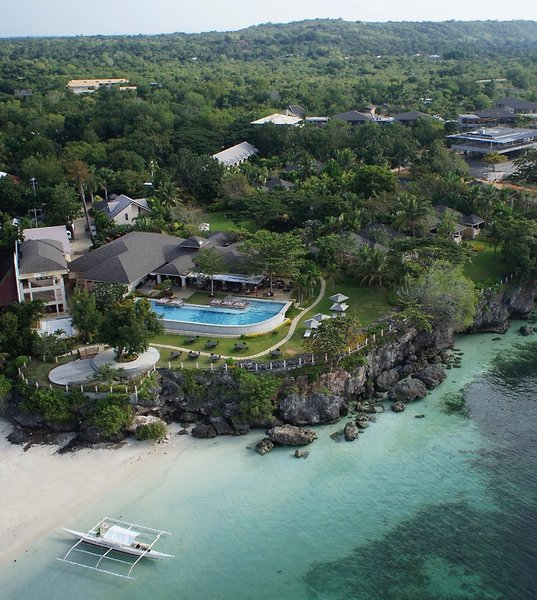 Amorita Resort in Panglao Island, Philippinen