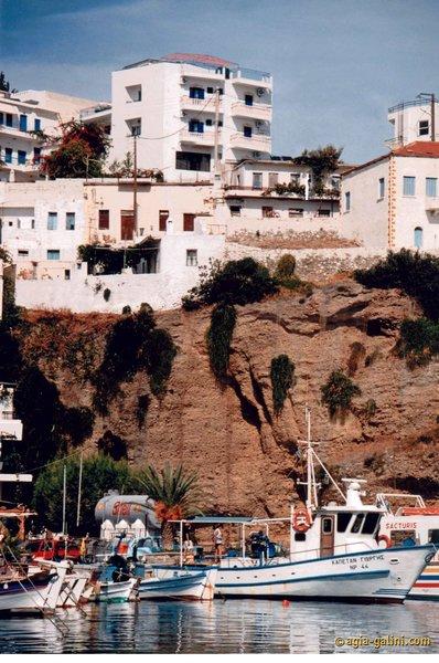 Pallada in Agia Galini, Kreta TI