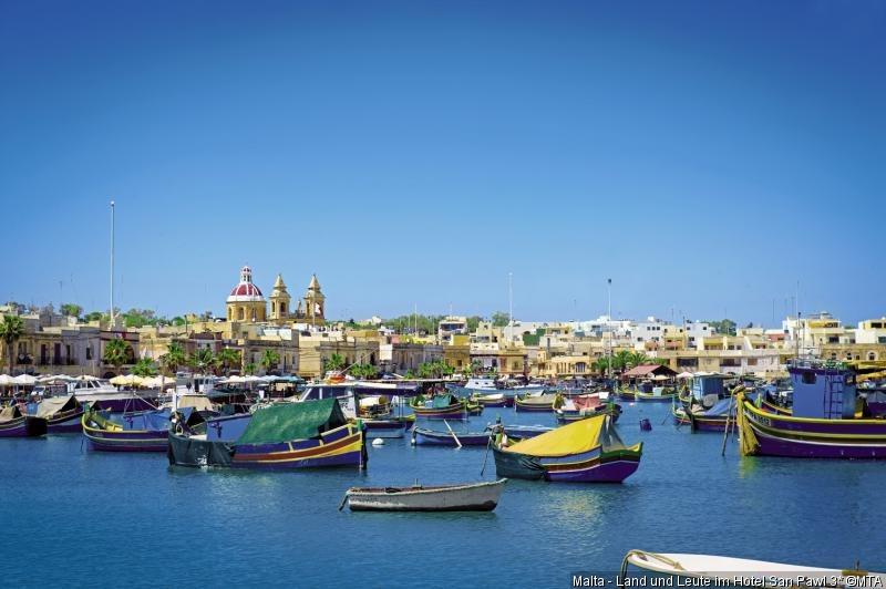 Malta - Land und Leute im Hotel San Pawl 3*