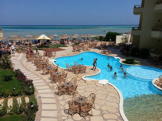 Magic Beach (in Hurghada, Hurghada (Ägypten))