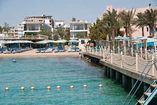 Minamark Beach Resort (in Hurghada, Hurghada (Ägypten))