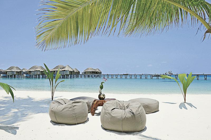 Hochzeitsreise Heiraten im Paradies Constance Halaveli Maldives