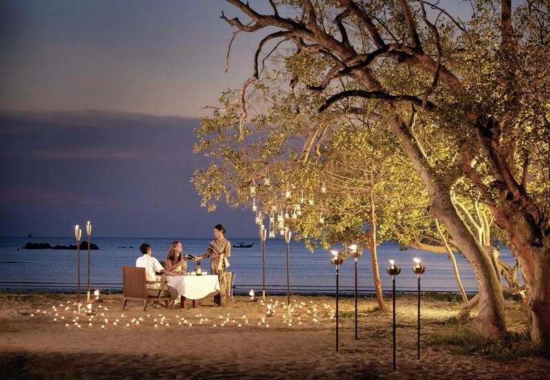 Hochzeitsreise Heiraten im Paradies Thailand Anantara Phuket Layan Resort & Spa