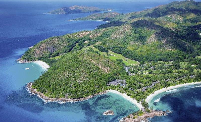 Hochzeitsreise Heiraten im Paradies Seychellen Constance Lemuria Insel Praslin