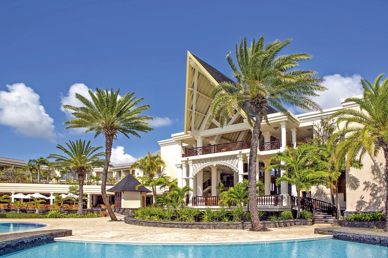 Hochzeitsreise Heiraten im Paradies The Residence Mauritius