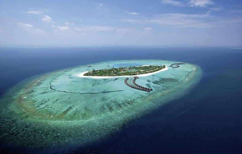 Hochzeitsreise Heiraten im Paradies Malediven The Sun Siyam Iru Fushi