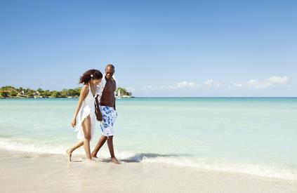 Hochzeitsreise Heiraten im Paradies Karibik Jamaika Couples Negril