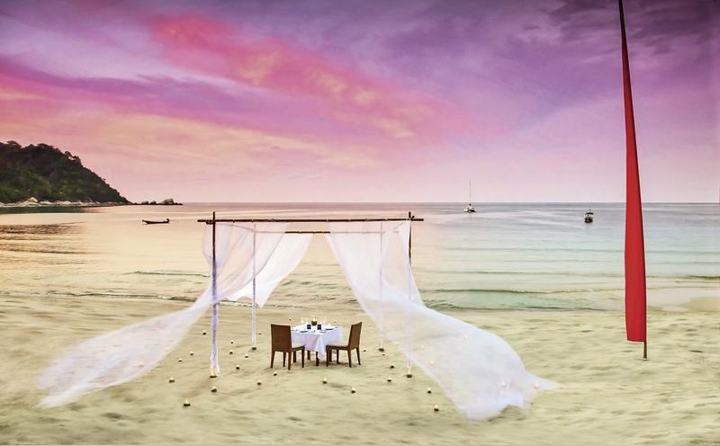 Hochzeitsreise Heiraten im Paradies Thailand Anantara Rasananda Koh Phangan Villas