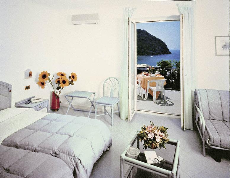 Hotelzimmer mit Massage im Capizzo