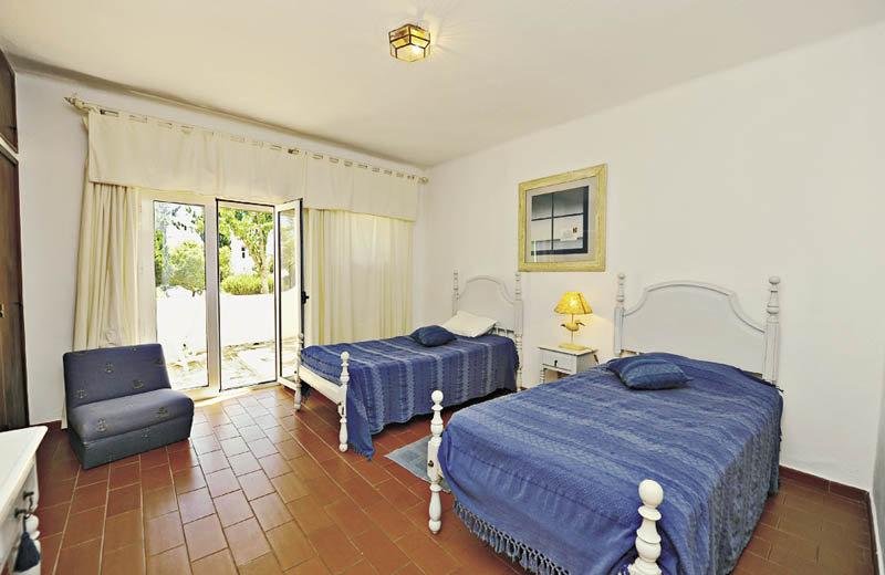Hotelzimmer mit Golf im Vila Senhora da Rocha