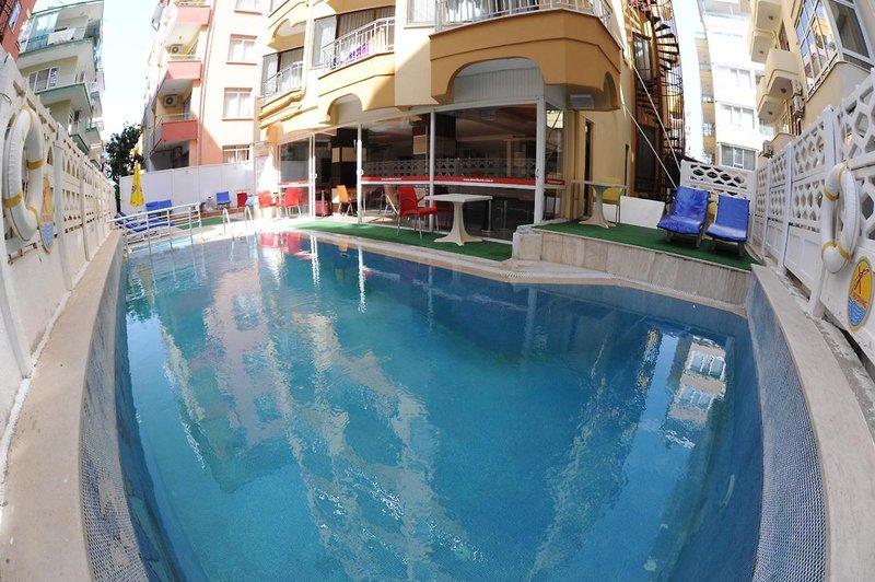 Kleopatra Bebek Hotel in Türkische Riviera - Bild von Bucher Reisen