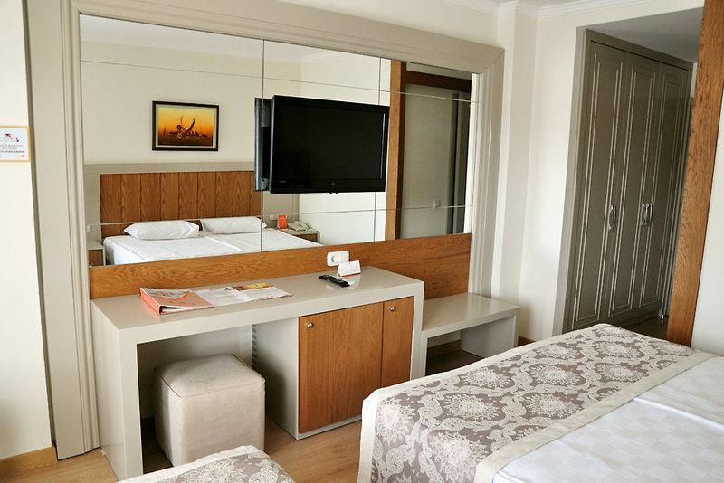 Hotelzimmer mit Fitness im Victory Resort