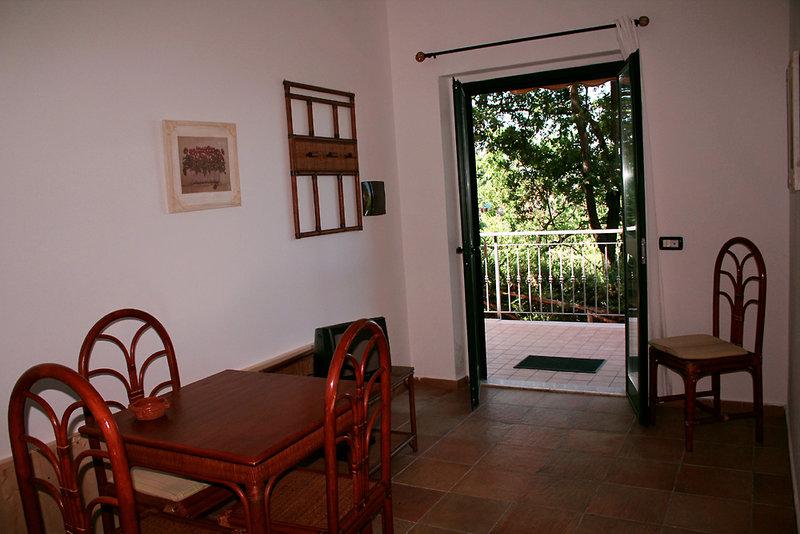 Hotelzimmer mit Tennis im Agriturismo Ruralia