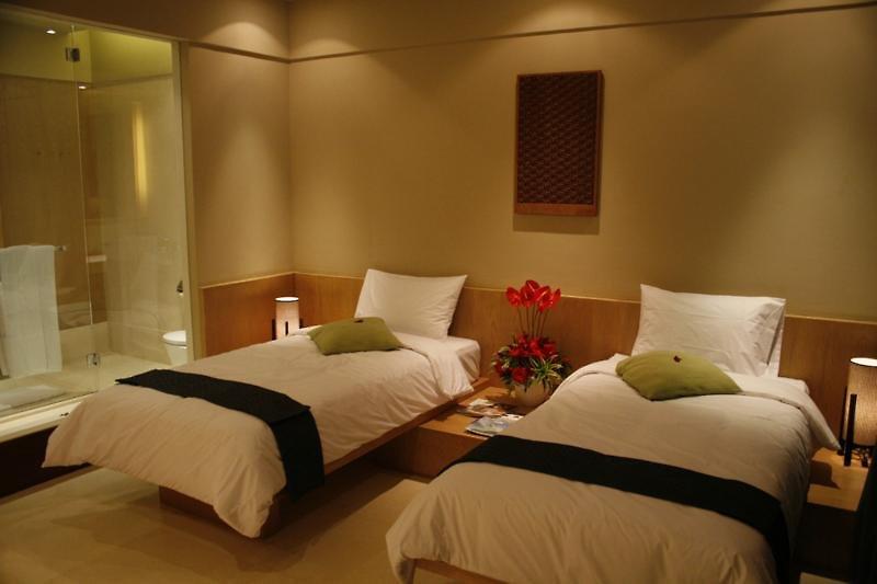 Hotelzimmer mit Fitness im The Haven Seminyak