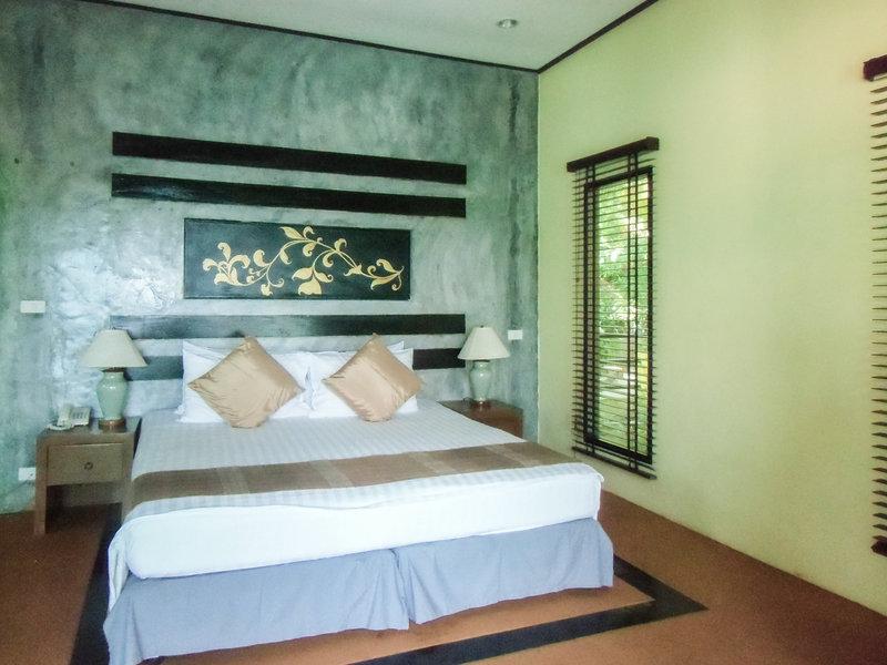Hotelzimmer mit Clubs im Baan Krating Khao Lak Resort