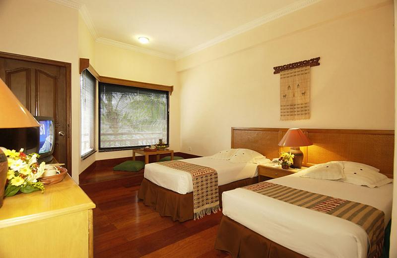 Hotelzimmer mit Tennis im The Jayakarta Bali Beach Resort, Residence & Spa