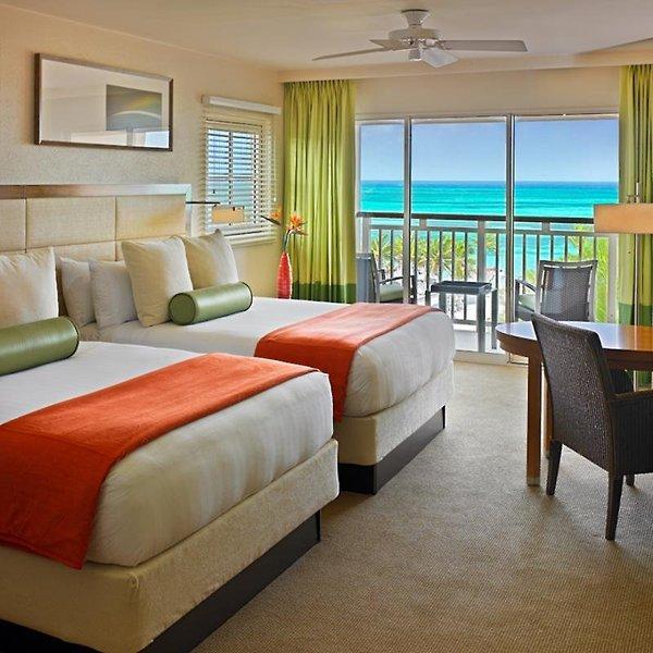 Hotelzimmer mit Fitness im Hyatt Regency Aruba Resort Spa & Casino