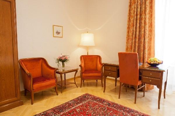 Hotelzimmer mit Internetzugang im TOP CityLine Hotel Kaiserin Elisabeth