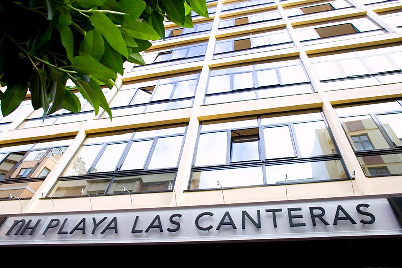 Hotel NH Las Palmas Playa Las Canteras in Gran Canaria - Bild von FTI Touristik