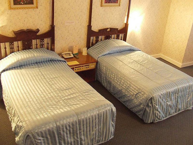 Hotelzimmer mit Golf im Trinity Silom Hotel