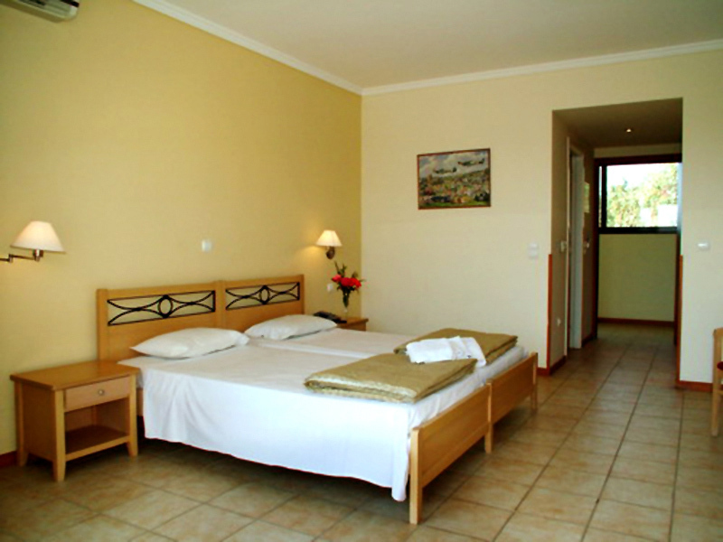 Hotelzimmer mit Wassersport im Telemachos