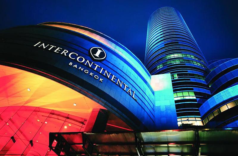 Hotel InterContinental Bangkok günstig bei weg.de buchen - Bild von FTI Touristik