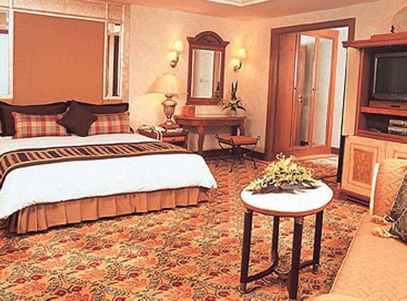 Hotelzimmer mit Fitness im InterContinental Bangkok