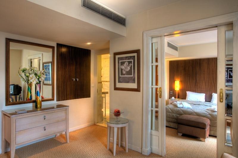 Hotelzimmer mit Internetzugang im Le Pera