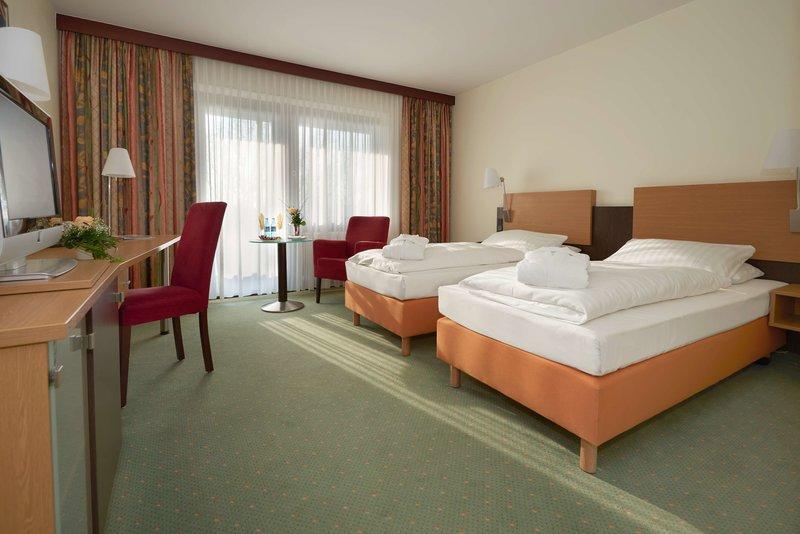 Hotelzimmer mit Golf im Parkhotel Rödermark