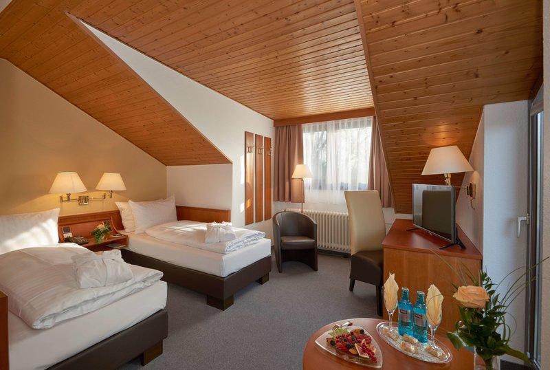 Hotelzimmer mit Fitness im Parkhotel Rödermark