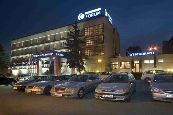 Hotel Forum günstig bei weg.de buchen - Bild von Ameropa