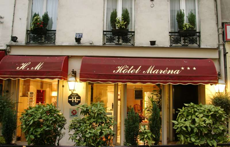 Hotel Marena in Ile de France - Bild von Ameropa