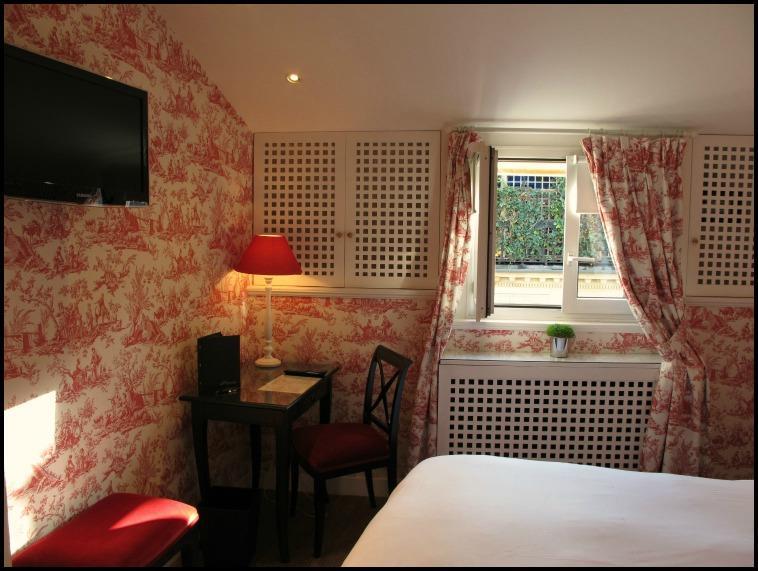 Hotelzimmer mit WLAN im Saint Germain