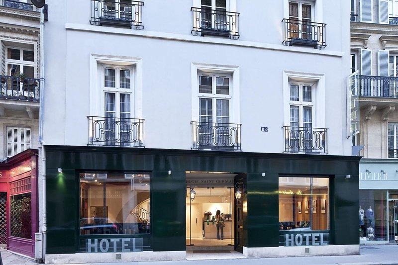 Hotel Saint Germain günstig bei weg.de buchen - Bild von Ameropa