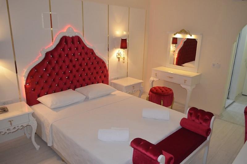 Hotelzimmer mit Minigolf im Golden Beach Bodrum by Jura