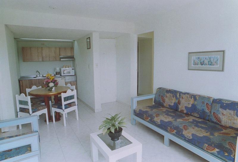 Hotelzimmer mit Golf im Caribe Internacional Cancun