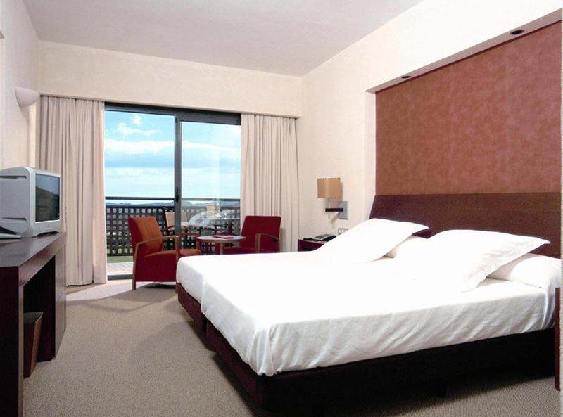Hotelzimmer mit Tennis im Valle del Este Hotel Golf Spa