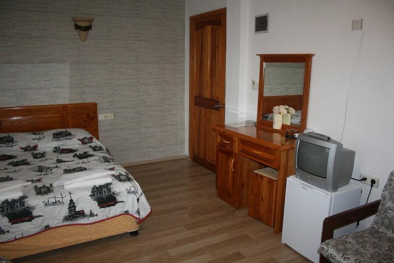 Hotelzimmer mit Segeln im Tugay