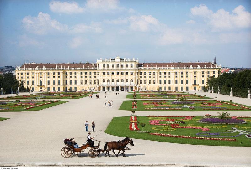 Vienna Marriott Hotel in Wien und Umgebung - Bild von Ameropa