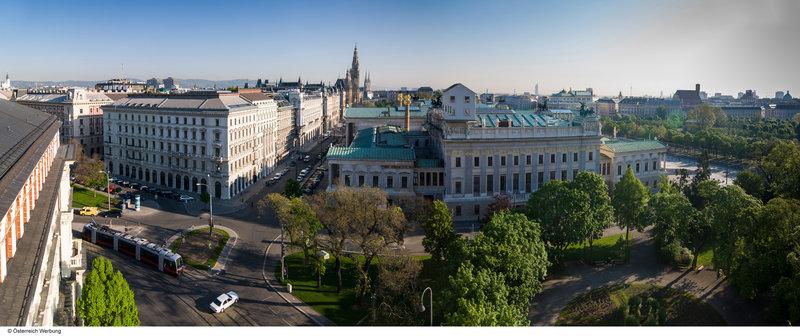 Vienna Marriott Hotel günstig bei weg.de buchen - Bild von Ameropa