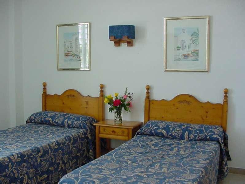 Hotelzimmer mit Golf im allsun Hotel Rosella