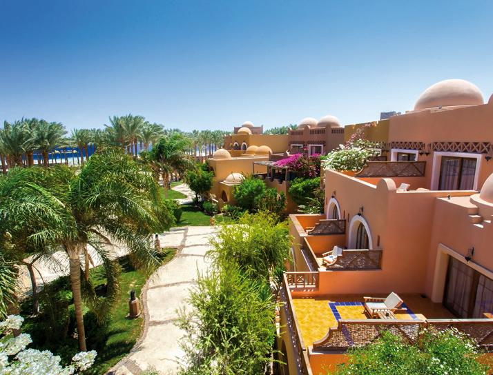Hotel Grand Makadi günstig bei weg.de buchen - Bild von ETI