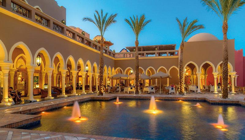 Hotel Grand Makadi in Rotes Meer - Bild von ETI
