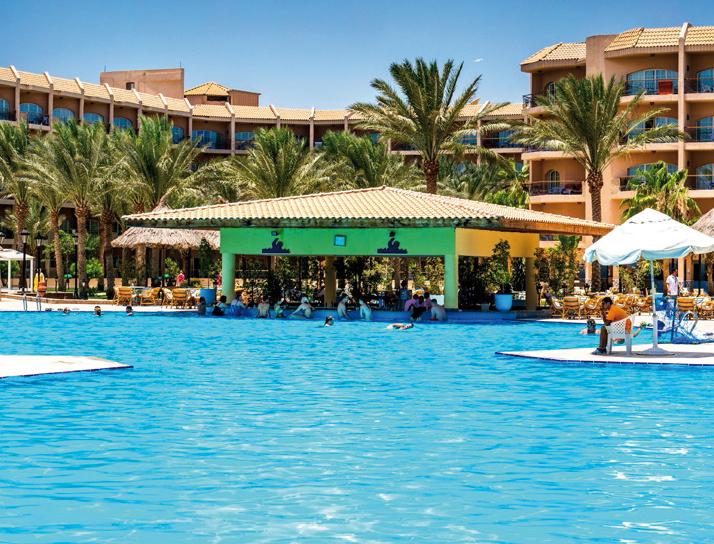 Hotel Siva Grand Beach in Rotes Meer - Bild von ETI