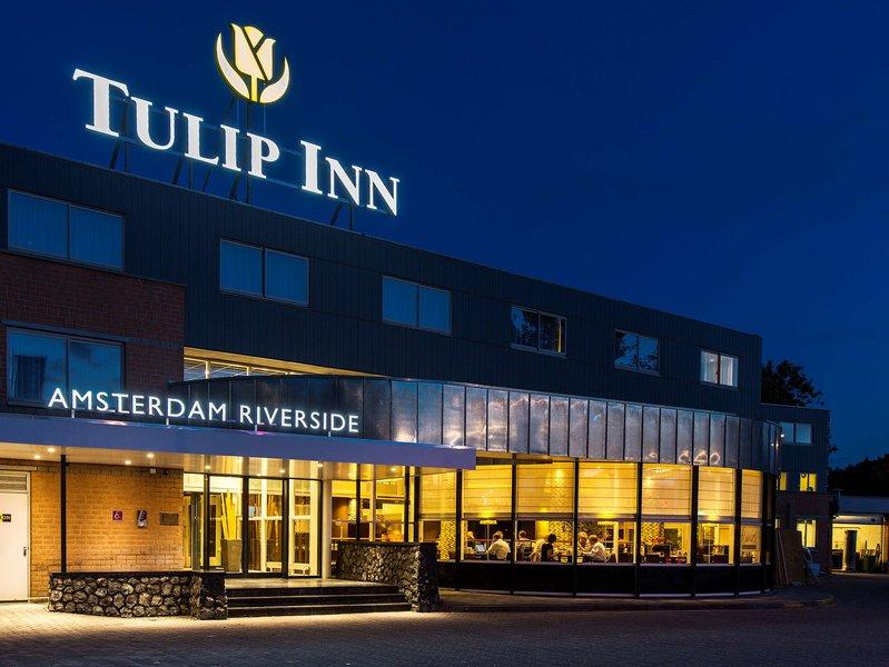 Hotel Golden Tulip Amsterdam Riverside günstig bei weg.de buchen - Bild von Eurowings Holidays